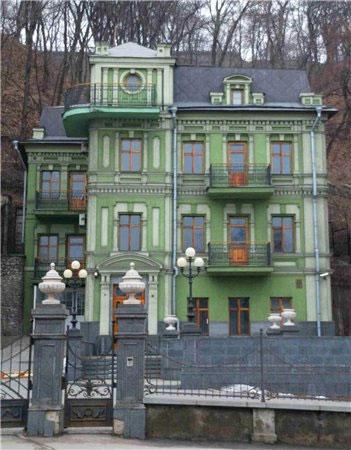 Дом на Сагайдачного