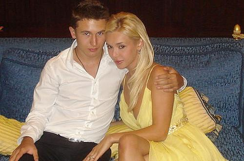 Яна Иванющенко и Арсен Иванющенко