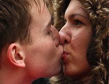 В Днепропетровске готовят рекорд по поцелуям