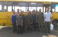 Из плена террористов освобождены 9 военных