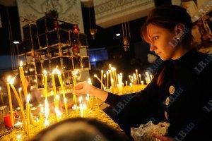 Музей памяти жертв Голодомора не дает начать панахиду
