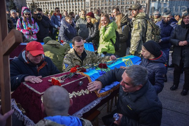 Взоне АТО погибли 2 солдата «Айдара»