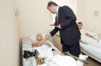 Порошенко пообещал террористам адекватный ответ на нападения
