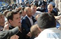 Яценюк предлагает допросить вместе с ним Захарченко и Клюева
