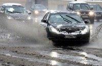 В четверг в Киеве обещают до +5 градусов и дождь