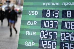 Курсы валют за 5 лет
