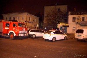 В Одессе взорвали магазин с украинской символикой