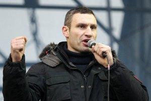 Кличко убежден: протоколы допроса Попова, Коряка и Сивковича настоящие