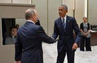 Обама провел встречу с Путиным на полях саммита G20 в Китае