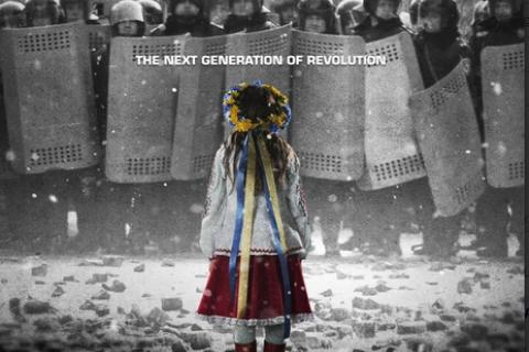 """Фільм про Майдан """"Зима у вогні"""" отримав приз американської телеакадемії"""