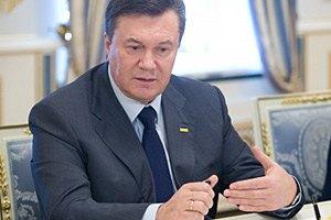 Янукович уверен в углублении сотрудничества с США