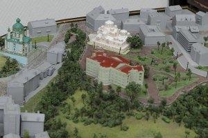 """На фундаменте Десятинной церкви вместо """"укрытия"""" хотят построить новый храм? (Документ)"""