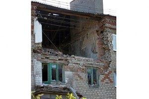 В Горловке в воскресенье погибли 14 человек, из них 5 детей