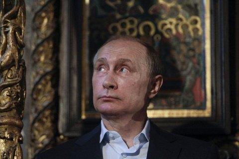 """Путин посетил гору Афон и заявил """"об особом отношении"""" к русскому народу"""