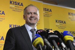 Президент Словакии выступает за усиление санкций против России