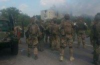 14 бойцов получили ранения в пригороде Донецка