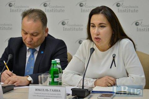 Член Меджлиса обвинила Россию в продолжении депортации 1944 года