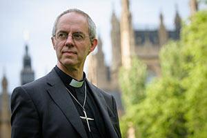 Англиканскую церковь возглавил бывший бизнесмен