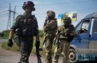Украинские военные вырвались из окружения боевиков, - журналист