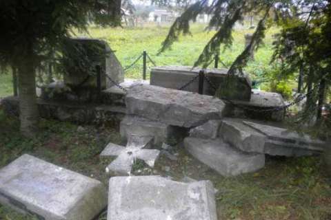 Інститут національної пам'яті порахував кількість нечистих пам'ятників українцям уПольщі