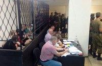 Суд продовжив арешт підозрюваним у вбивстві співробітника СБУ на тлі заворушень