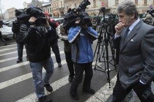 Ющенко не разрешал строить на фундаменте Десятинки