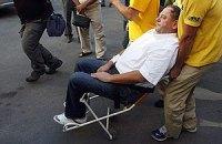 В МВД Израиля объяснили, что у них так никто не делает, как Мельник