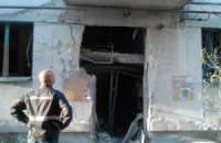 В Северодонецке боевики обстреляли жилые дома