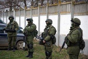 Российские военные грабят украинские