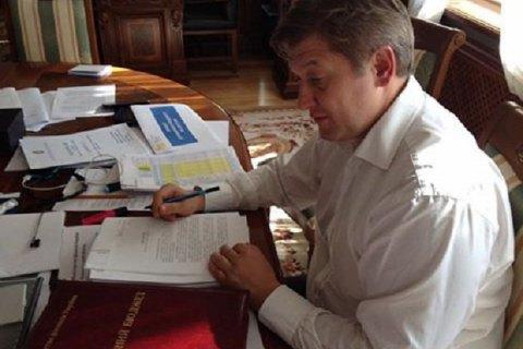 Министр финансов  одобрил проект бюджета на 2017г.