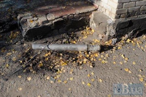 Бойовики палили звеликокаліберної зброї поукраїнських військових ,— штаб