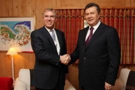 Янукович встретился с британским принцем