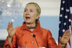 Клинтон раскритиковала Украину, Россию и Беларусь