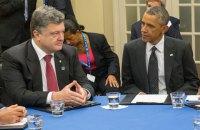 Порошенко встретится с Обамой на саммите НАТО в Варшаве