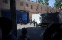 Тимошенко в камеру принесли холодильник и телевизор