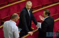 """Тетерук назвал правовым нонсенсом требование """"Оппоблока"""" провести выборы на Донбассе"""