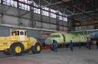 """На """"Антонове"""" собрали фюзеляж первого Ан-132"""