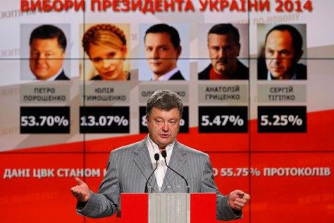 «ДемАльянс» призывает Порошенко небаллотироваться на 2-ой срок