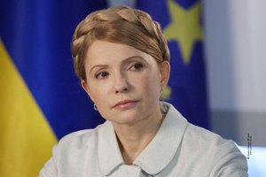 Тимошенко отправилась в Донецк, чтобы доказать единство украинцев