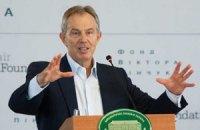 """Блэр посоветовал Украине """"сохранять все союзы"""""""