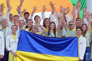 В Киеве провели сборную на Олимпиаду в Рио