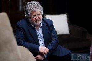 Коломойский: шансы Тимошенко и Порошенко на выборах - 50 на 50