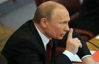 Путін: всі міністри залишаться в кріслах, поки не прийде новий прем'єр