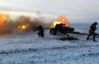 Штаб АТО: артиллерия накрывает огневые точки боевиков у аэропорта