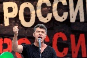 Немцов: Путину неудобно, что Тимошенко сидит в колонии