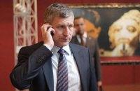 Губский начал парламентскую кампанию с одаривания детей в Черкассах