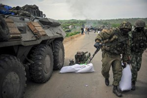 За сутки погибло 13 украинских бойцов