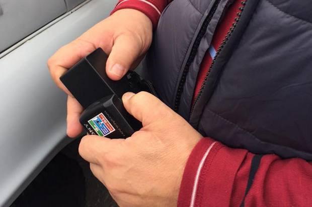 Камера, которой велась видеозапись