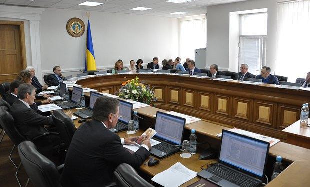 Засідання Вищої Ради юстиції у травні 2013