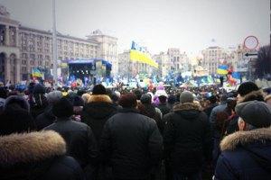 Вместо веча на Майдане пройдет информационный митинг